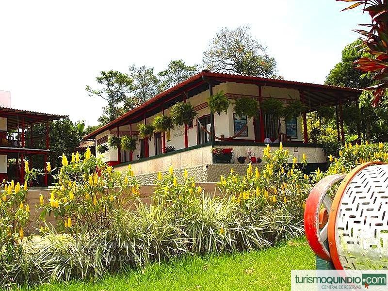 Hostal Portal Del Saman Montenegro Quindio   MEJOR CONJUNTO DE FRASES