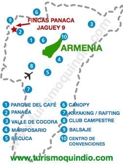 bbicacion Fincas Panaca Jaguey 9
