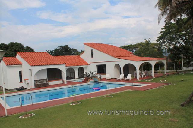 Casa de campo villa liliana alquiler de fincas for Casas de campo economicas
