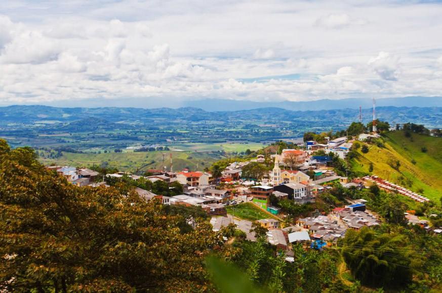 Buenavista Quindio Municipio Del Quindio Sitio De Interes
