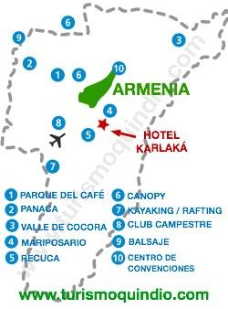 bbicacion Hotel Karlaka Plan Todo Incluido