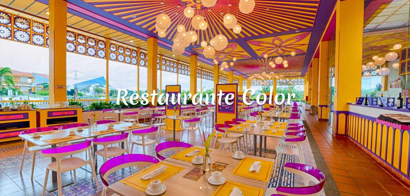 Restaurante Hotel Mocawa Resort