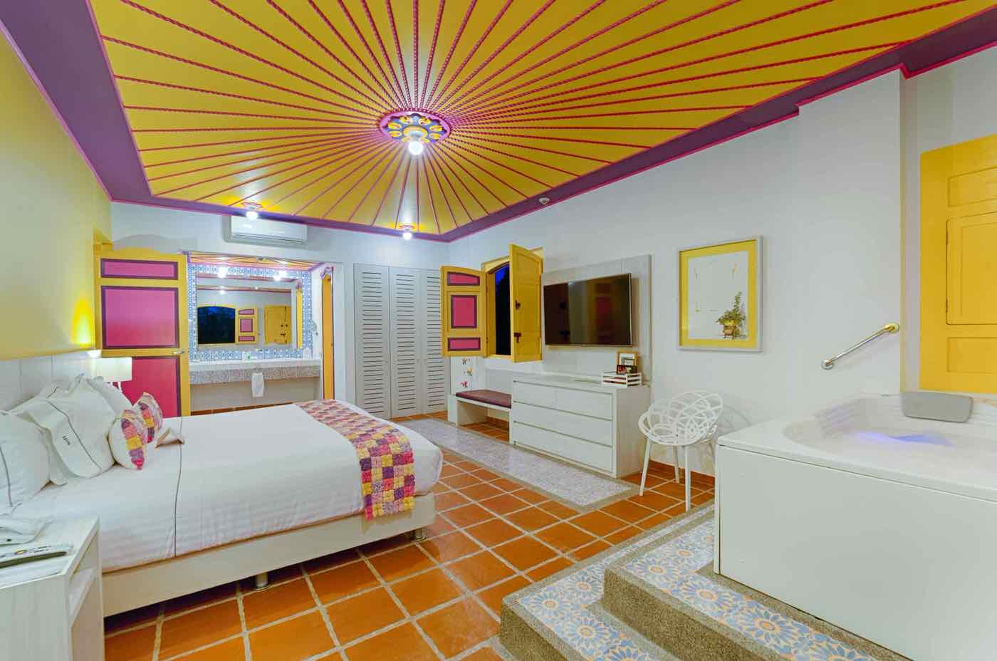 mejores hoteles en el eje cafetero Mocawa Resort