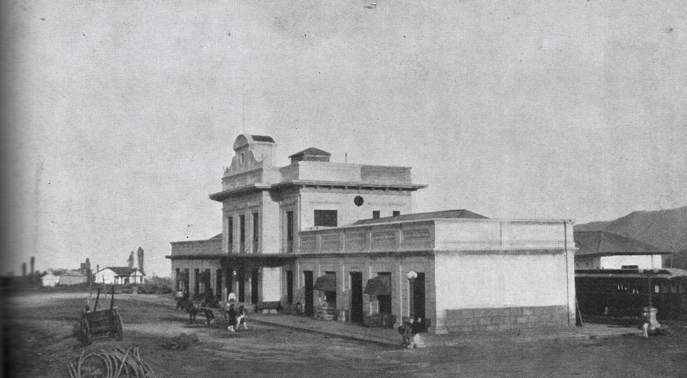 Estación de tren de Ibagué