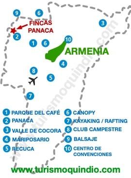 bbicacion Fincas Panaca – Herreria 27