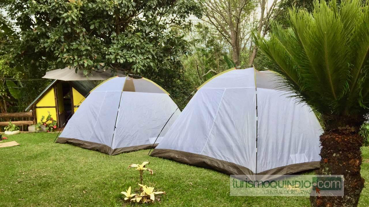 zona camping salento